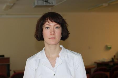 Калошина Анна Сергеевна