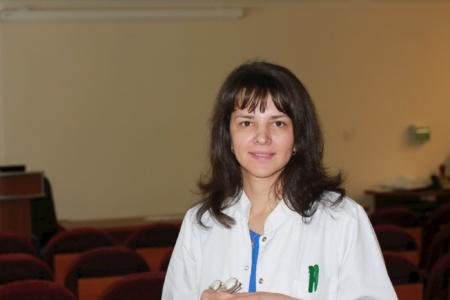 Колбанова Инна Григорьевна