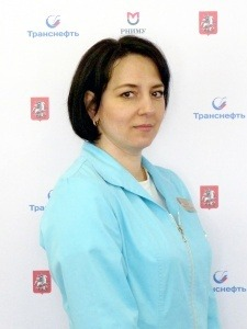 Лафуткина Надежда Васильевна