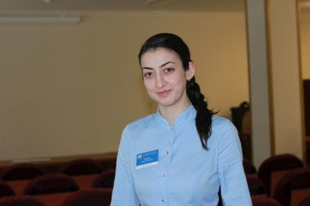 Заоева Зарина Олеговна