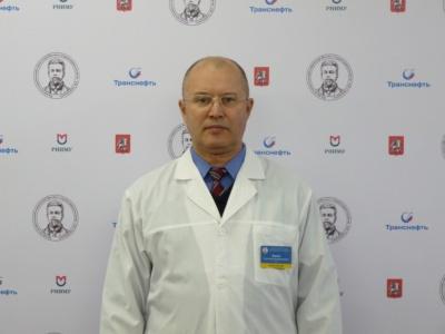 Клясов Александр Владимирович