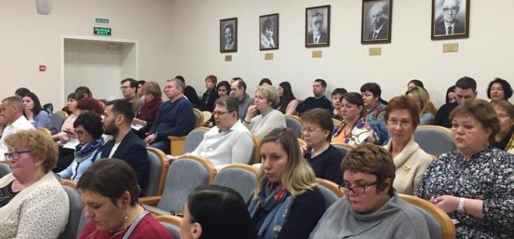 В НИКИО прошел семинар, посвященный воспалительным заболеваниям глотки у детей