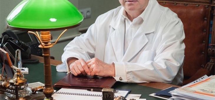 Поздравляем с Днём Рождения Директора НИКИО им. Л.И. Свержевского, д.м.н, профессора Крюкова Андрея Ивановича!